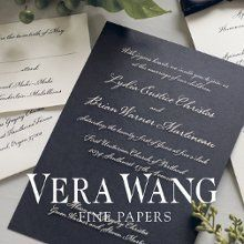 Tmx 1355164001556 220x220133001653842912ProfileWeddingWireBlackPaper02 Larchmont wedding invitation