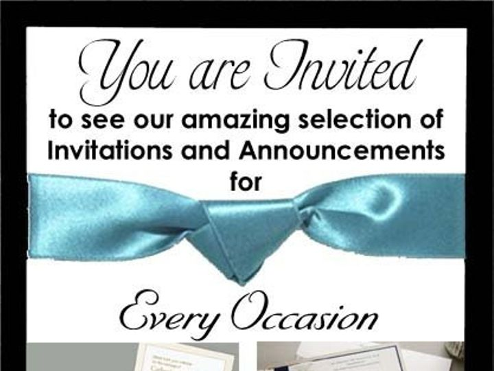 Tmx 1355164103915 WindowSigncopy Larchmont wedding invitation