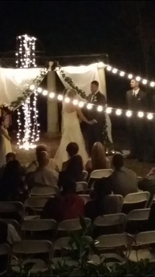 800x800 1426987801538 outdoor ceremony lighted