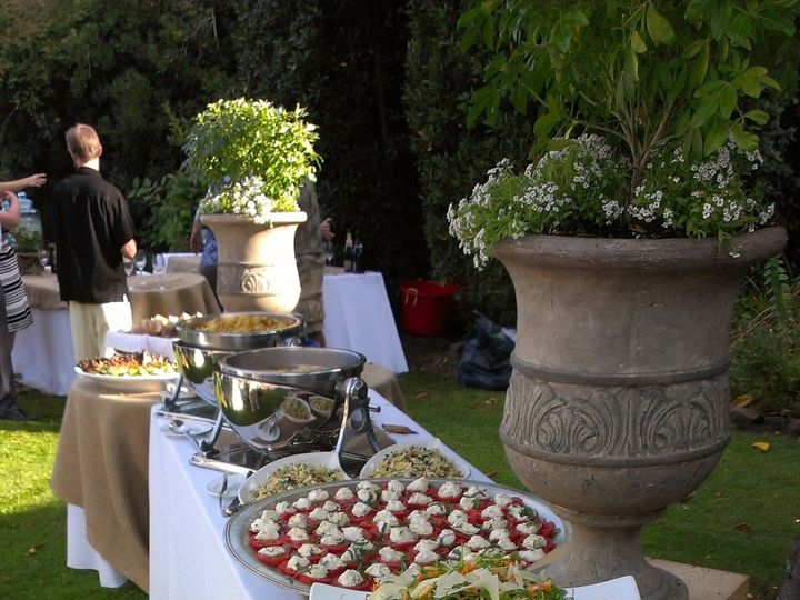 Tmx 1398280716354 Buffet  Mill Valley wedding catering