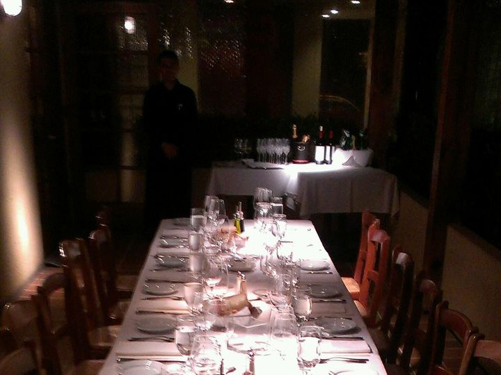Tmx 1398281906582 Dinner Party At Dangel Mill Valley wedding catering