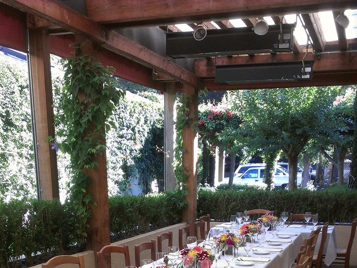 Tmx 1398282274195 Garden Pati Mill Valley wedding catering