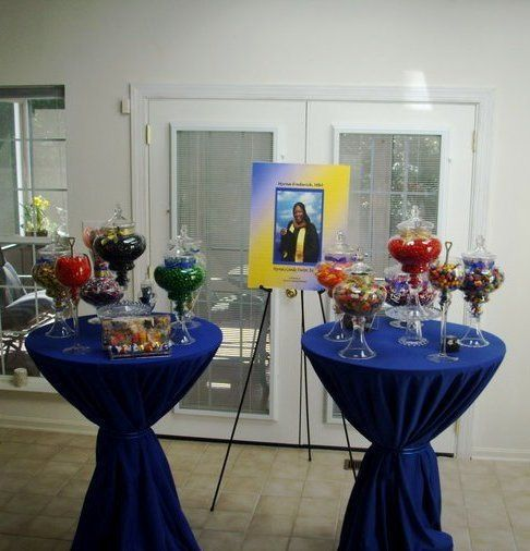 Sweet Events and Planning Signature Candy Parlor is great for any wedding reception, graduation, and...