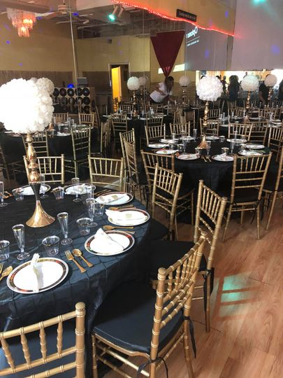 Mambo Room & Event Center