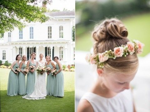 Tmx 1511980136294 Merrimon Wynne Wedding Katherine Miles Jones Mt024 Durham, NC wedding florist