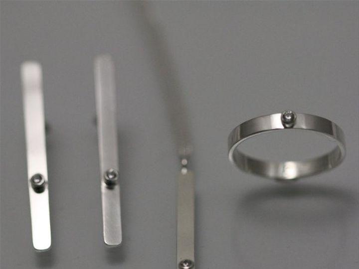 Tmx 1325725439961 1StoneonShankSm.CollectionCZ Mount Vernon wedding jewelry
