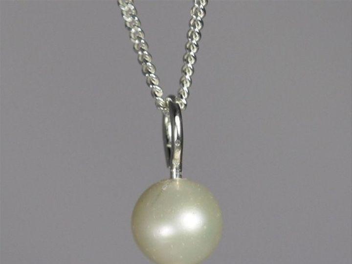 Tmx 1325725674993 PearlDropNeck Mount Vernon wedding jewelry