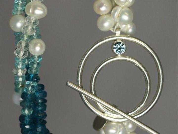 Tmx 1325725691868 Pearltriplestrandaccentclasp Mount Vernon wedding jewelry