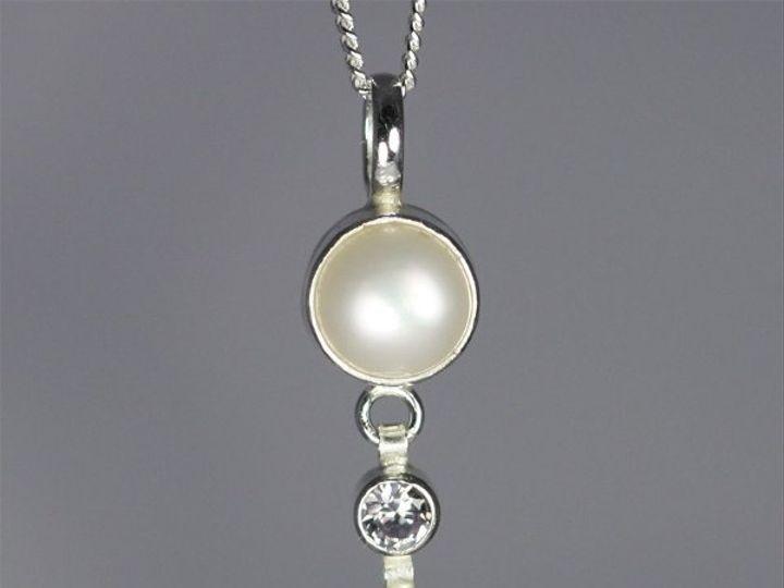 Tmx 1325725712664 Pearlw2StoneSequenceDropNeckAlexandrite Mount Vernon wedding jewelry