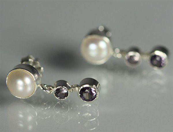 Tmx 1325725724883 Pearlw2StoneSequenceDropPostAlexandrite Mount Vernon wedding jewelry