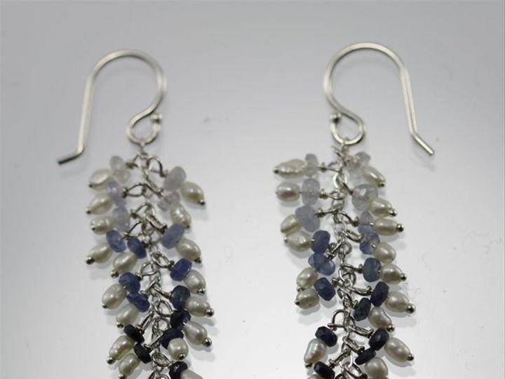 Tmx 1325725777102 WaterfallEarSapphire2 Mount Vernon wedding jewelry