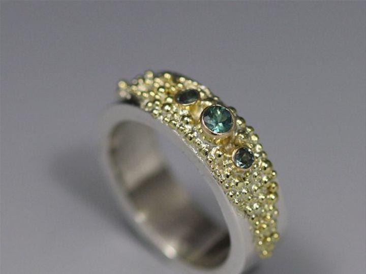 Tmx 1334835763010 3StoneReptileRing2 Mount Vernon wedding jewelry