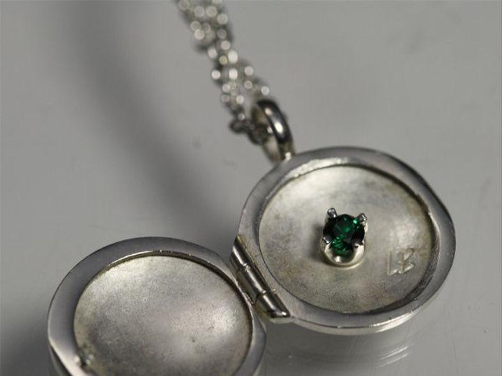 Tmx 1334835829303 LocketwStonesm.3 Mount Vernon wedding jewelry