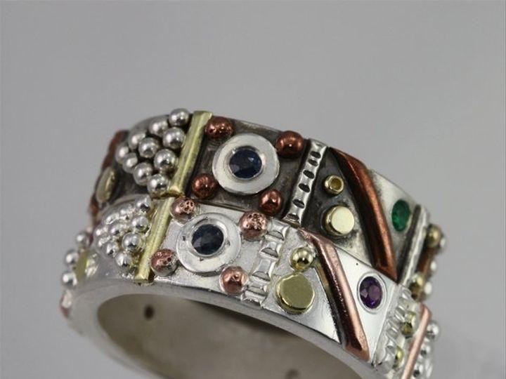 Tmx 1334835934676 TotemRingStack Mount Vernon wedding jewelry