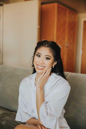 Glowing Bride!