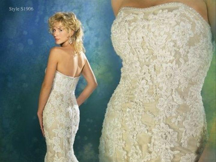 Tmx 1395685248701 Sym1906 Lace Trumpe Rushville wedding dress