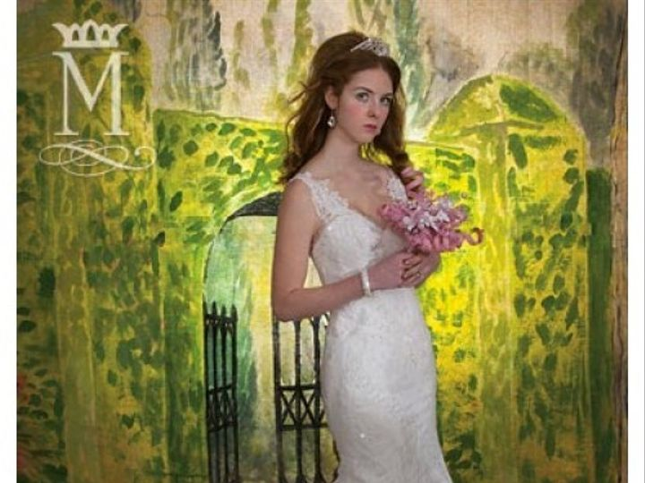 Tmx 1395685319353 Pcm6176 Lace Tan Rushville wedding dress