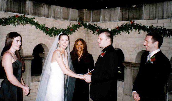 W Hotel wedding
