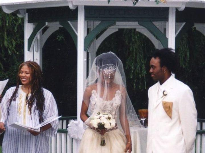Tmx 1264564976102 KinyaTony Brooklyn, New York wedding officiant