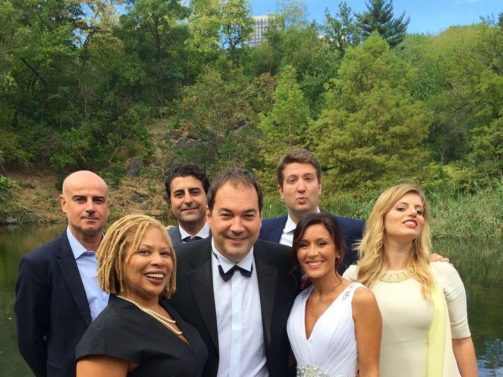 Tmx 1512012151591 12032785101536339349581515102833376570256066o 1 Brooklyn, New York wedding officiant