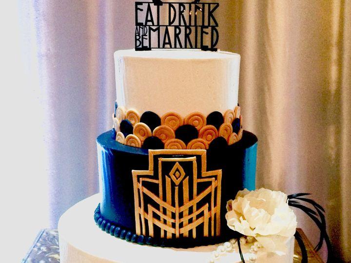 Tmx 1519318108 F34adbeb9723443d 1519318107 3360d7520201458c 1519318108355 1 Cake Gatsby Style Stephenson, VA wedding venue