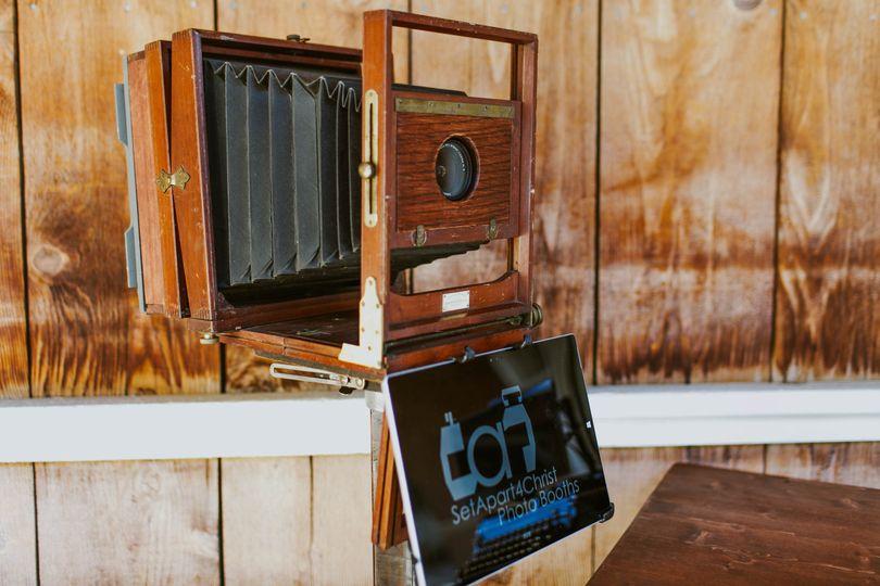 SetApart4Christ Photo Booths