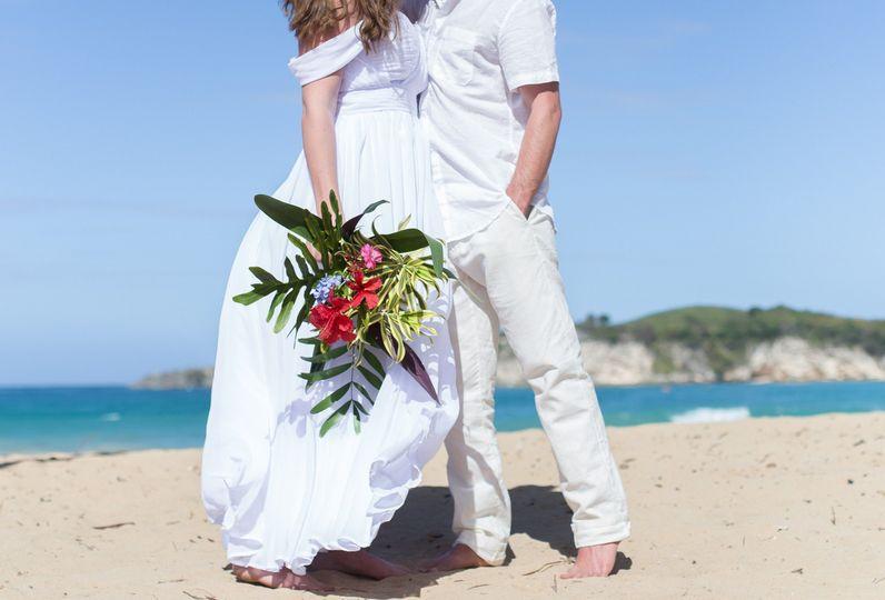 Beach wedding   PC: The Wedding Photo Punta Cana
