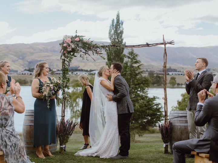 Tmx 1506386818618 Cromwell New Zealand Wedding By Megan Saul Photogr Chicago, IL wedding photography