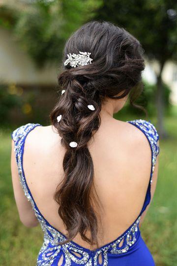 Hair details