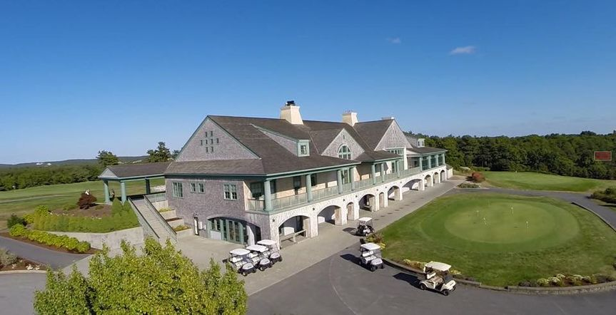 aerial clubhouse
