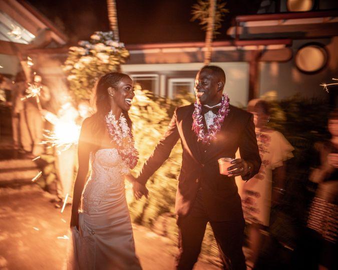Hauula Wedding