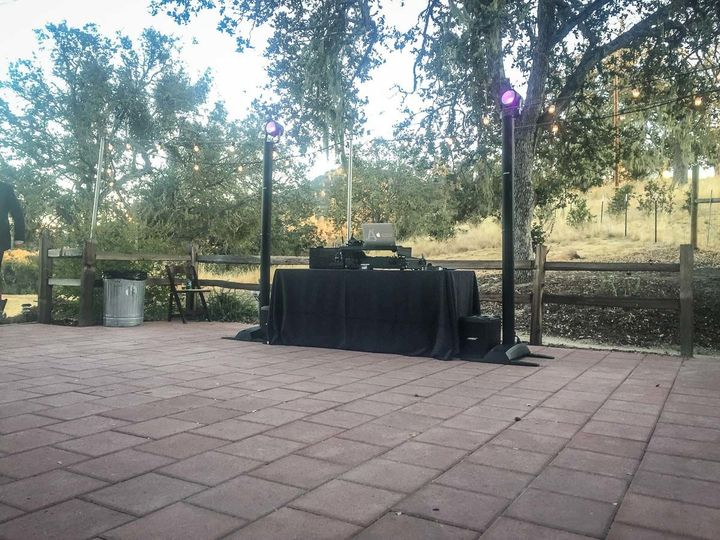 Tmx 1529637402 48d4f770521192b4 1529637401 7786f1a83f98084d 1529637399744 1 DJ SETUP 1 Santa Barbara, California wedding dj