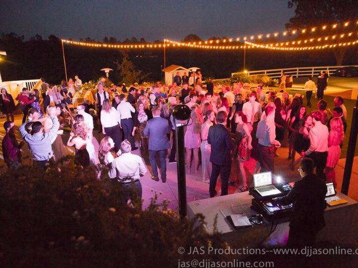 Tmx 1529637427 59aeffd04f536b44 1529637426 9fe1f1498cbb6692 1529637425778 4 View From Behind Santa Barbara, California wedding dj