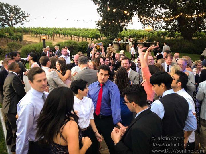 Tmx 1530602452 75bc1a94c7396dd4 1530602451 738cd8f5060dcd33 1530602445916 1 Gaine Vineyard Wed Santa Barbara, California wedding dj