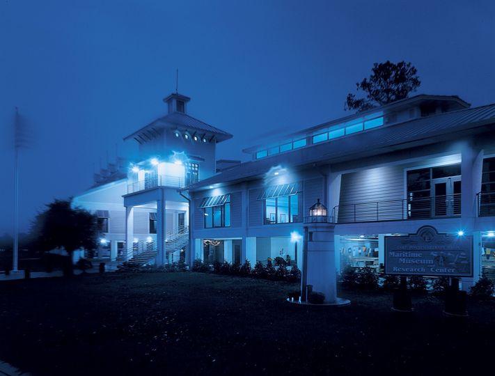 b51f4daba64b432a Museum at Night