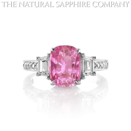 NaturalPinkSapphireEngagementRingJ2776