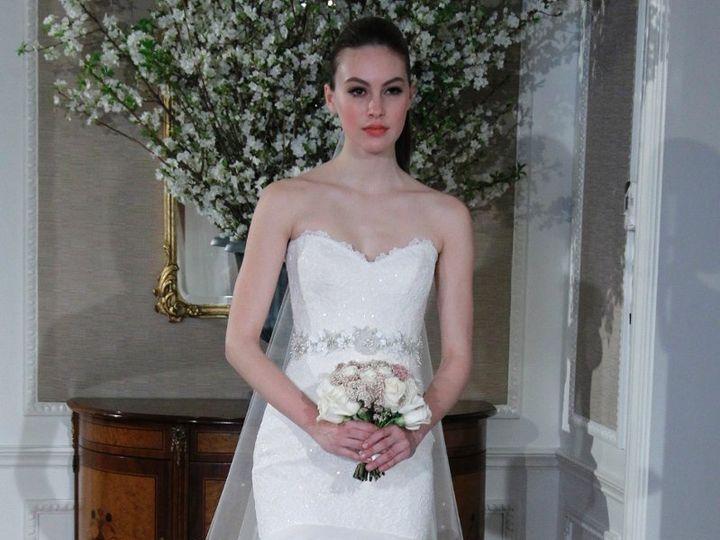 Tmx 1357162903817 01L31501FrontHighRes Boston wedding dress