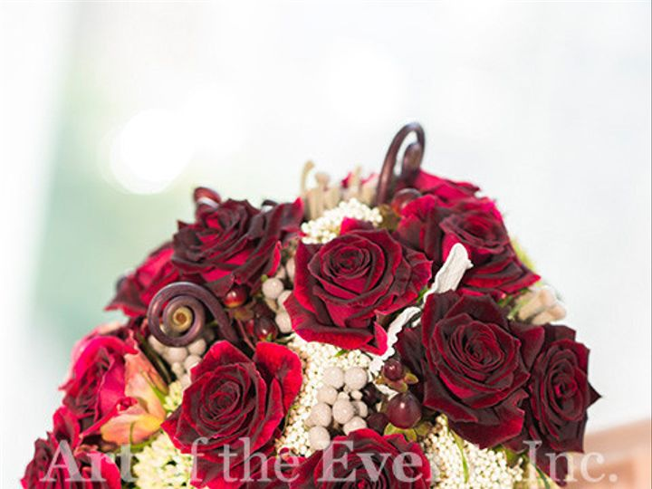 Tmx 1447708956150 Aotebouquetfloralredbliss14 Wm Wilmington wedding eventproduction