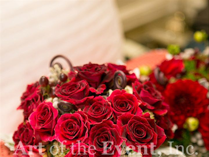 Tmx 1447708964087 Aotebouquetfloralrosesred14 Wm Wilmington wedding eventproduction