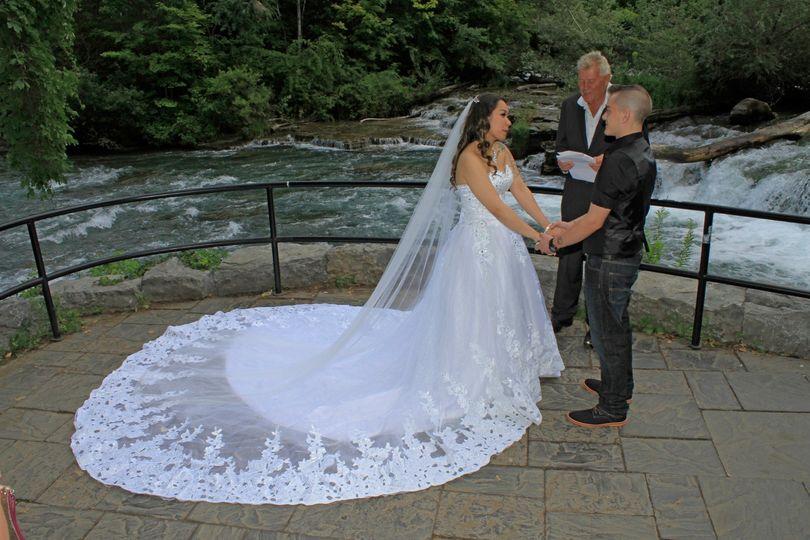 Bridal Veil Cove