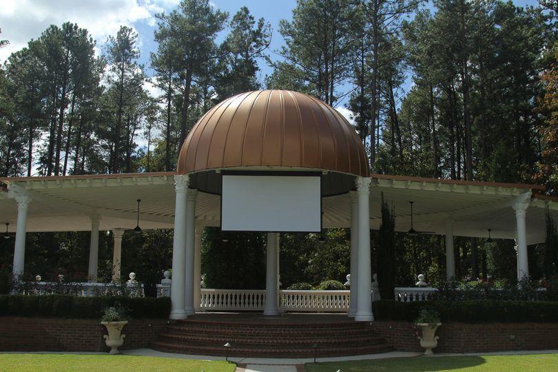 Wedding dome