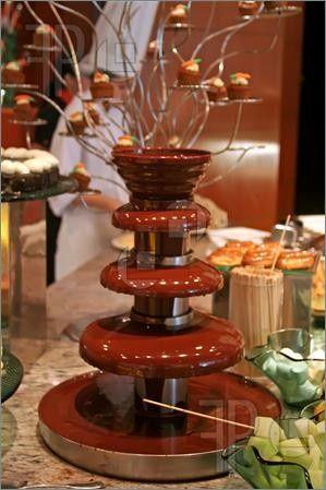 chocolate fountain 462437