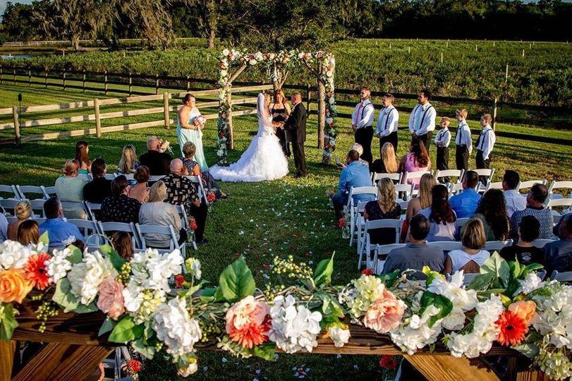 Wedding Ceremonies Performed by Trudy