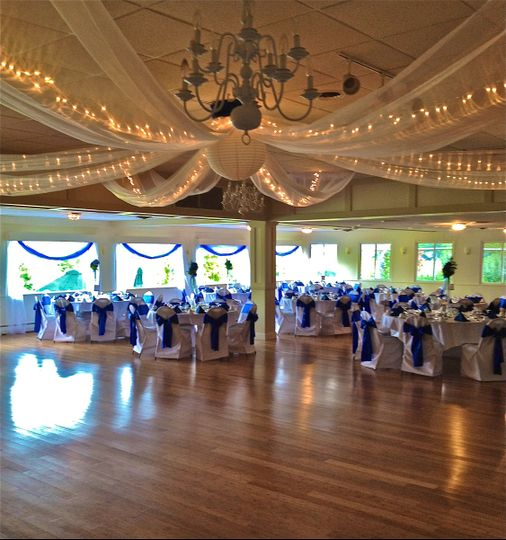Canasawacta country club venue norwich ny weddingwire for Cheap wedding locations nyc