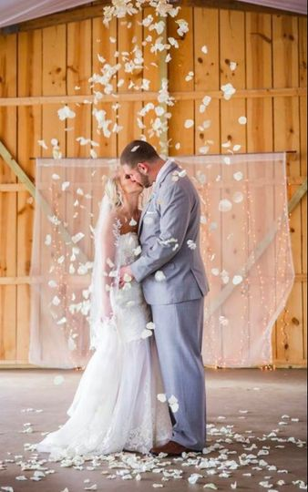 Newlyweds cople