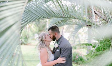 The wedding of Tonya and Kimberly