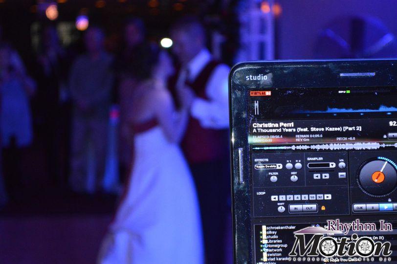 Wedding song playlist
