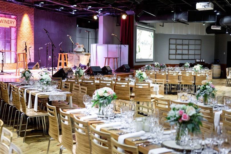 City Winery Washington Dc Venue Washington Dc Weddingwire