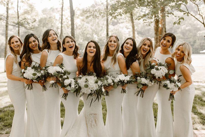 f3bcda470ac Bella Bridesmaids - Dress   Attire - Scottsdale