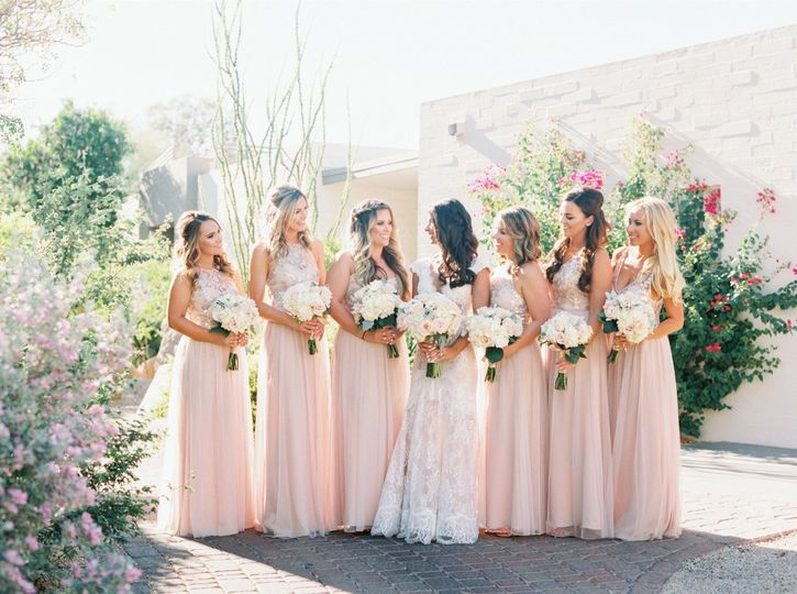 Stunning in pink | Melissa Jill Photography
